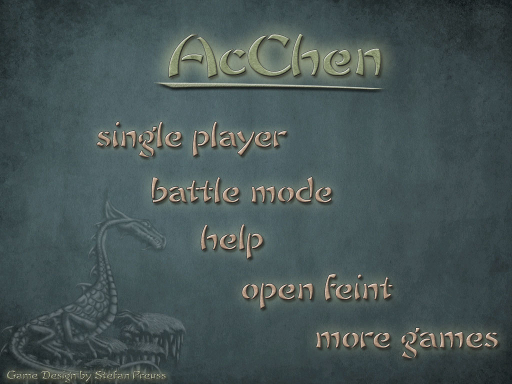 AcChen - Title screen